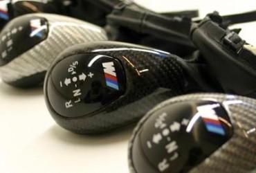 M5-M6 SMG Carbon Fibre Shift Knobs